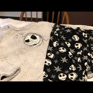 Nightmare Before Christmas pajama set